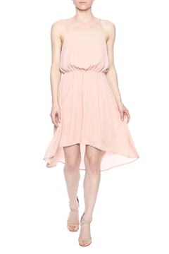 Shoptiques Product: Pastel Pink Dress