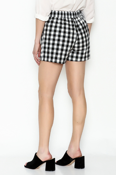 Potter's Pot Plaid Shorts - Alternate List Image