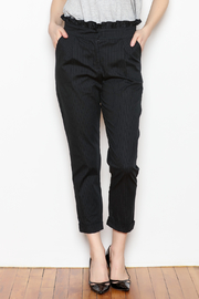 Potter's Pot Stripe Trousers - Front cropped