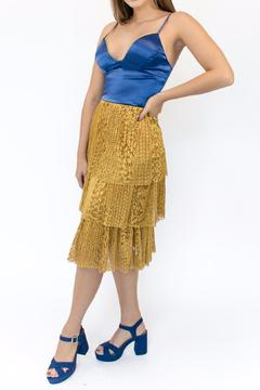 Potter's Pot Pleated Lace Skirt - Product List Image