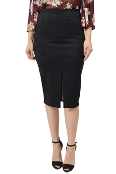 Shoptiques Product: Pu Pencil Skirt