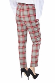 Potter's Pot Red Plaid Pants - Side cropped