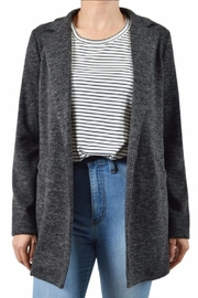 Potter's Pot Ribbed Sweater Blazer - Product Mini Image
