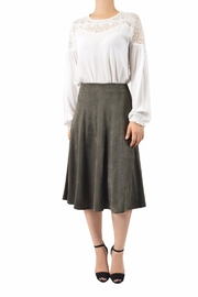 Potter's Pot Vegan Flare Skirt - Product Mini Image