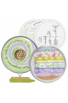 Potting Shed Creations Princess Pea Garden - Alternate List Image