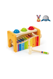 Hape Pound and Tap Bench - Product Mini Image