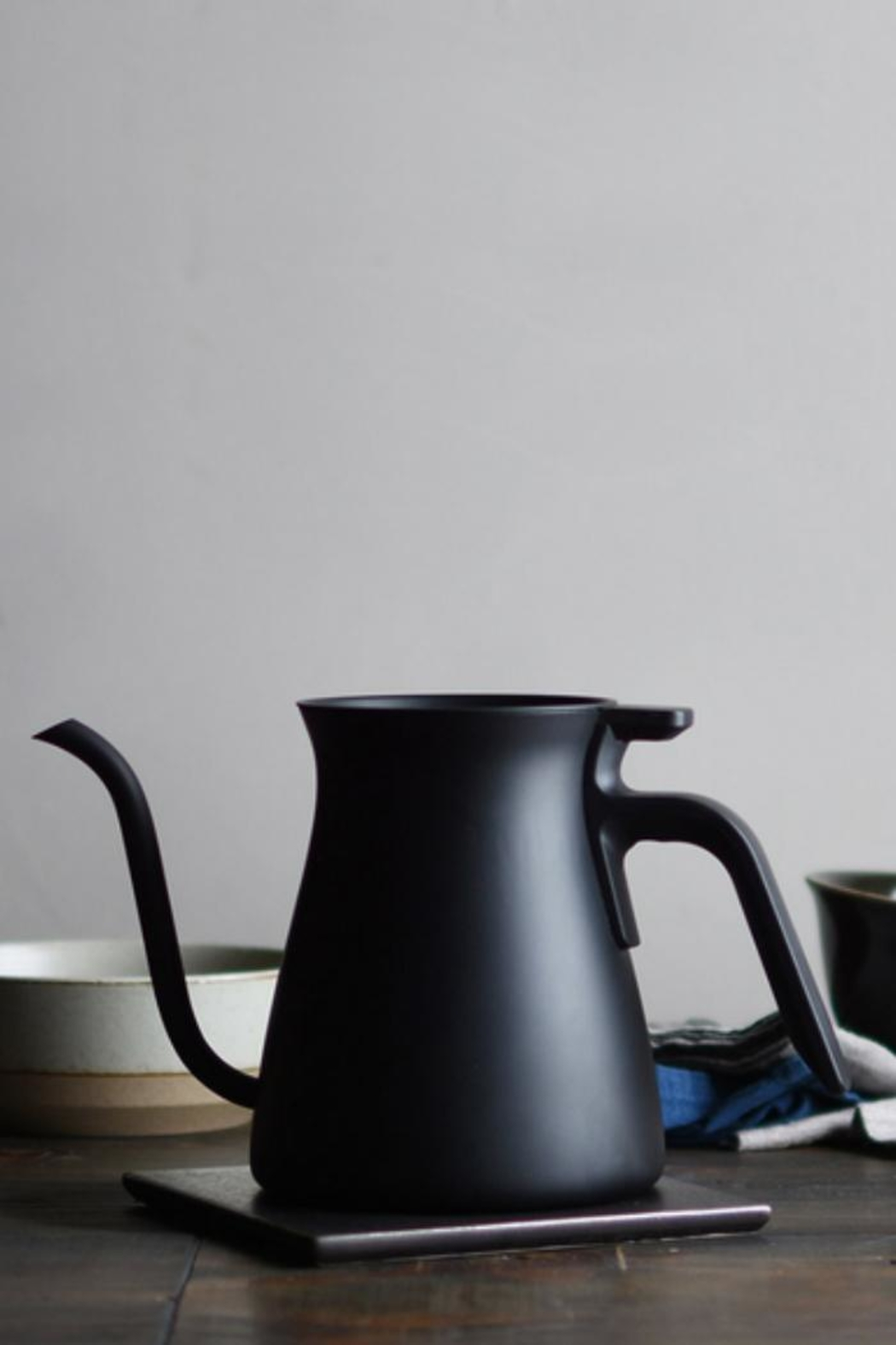 Kinto Pour Over Kettle - Front Full Image