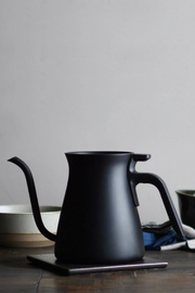 Kinto Pour Over Kettle - Front full body