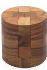 SiamMandalay Powder Keg Wooden Puzzle - Product Mini Image
