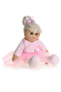 Shoptiques Product: Ballerina Rag Doll