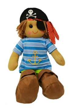 Shoptiques Product: Pirate Rag Doll
