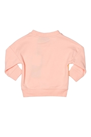Rock Your Baby Power Baby Sweater - Front full body