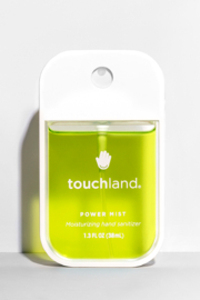 touchland Power Mist - Hydrating Hand Sanitizer Mist - Product Mini Image