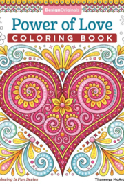 Wellspring - Faire Power of Love Coloring Book - Product Mini Image