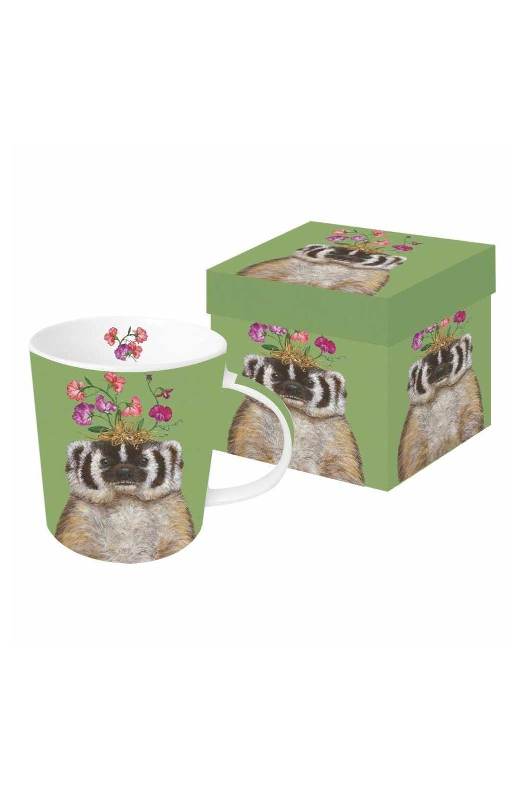 ppd Badger Mug Boxed - Front Cropped Image
