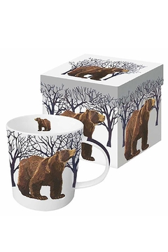 Shoptiques Product: Bear Boxed Mug