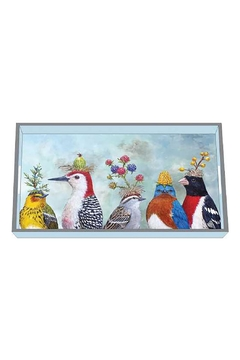 Shoptiques Product: Bird Lacquer Tray