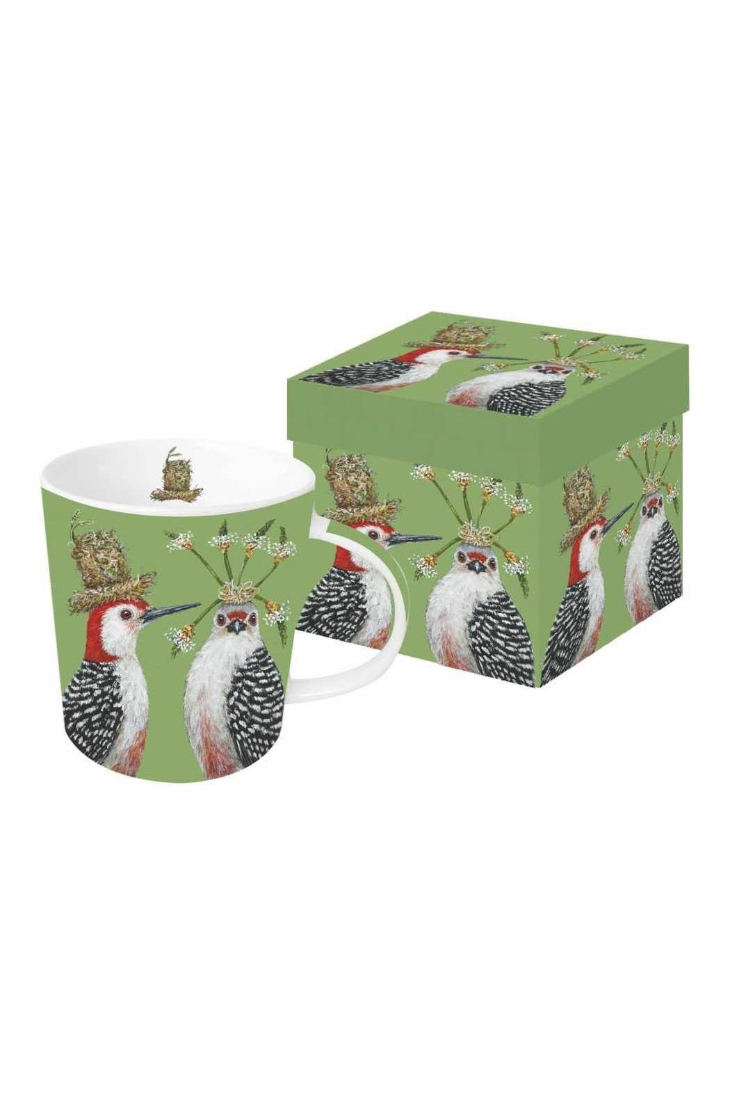 ppd Bird Boxed Mug - Main Image