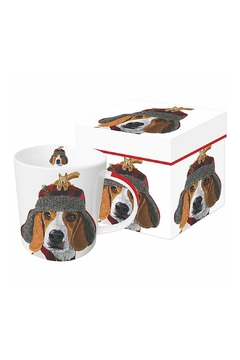 Shoptiques Product: Dog Boxed Mug