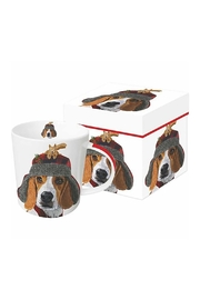 ppd Dog Boxed Mug - Front cropped