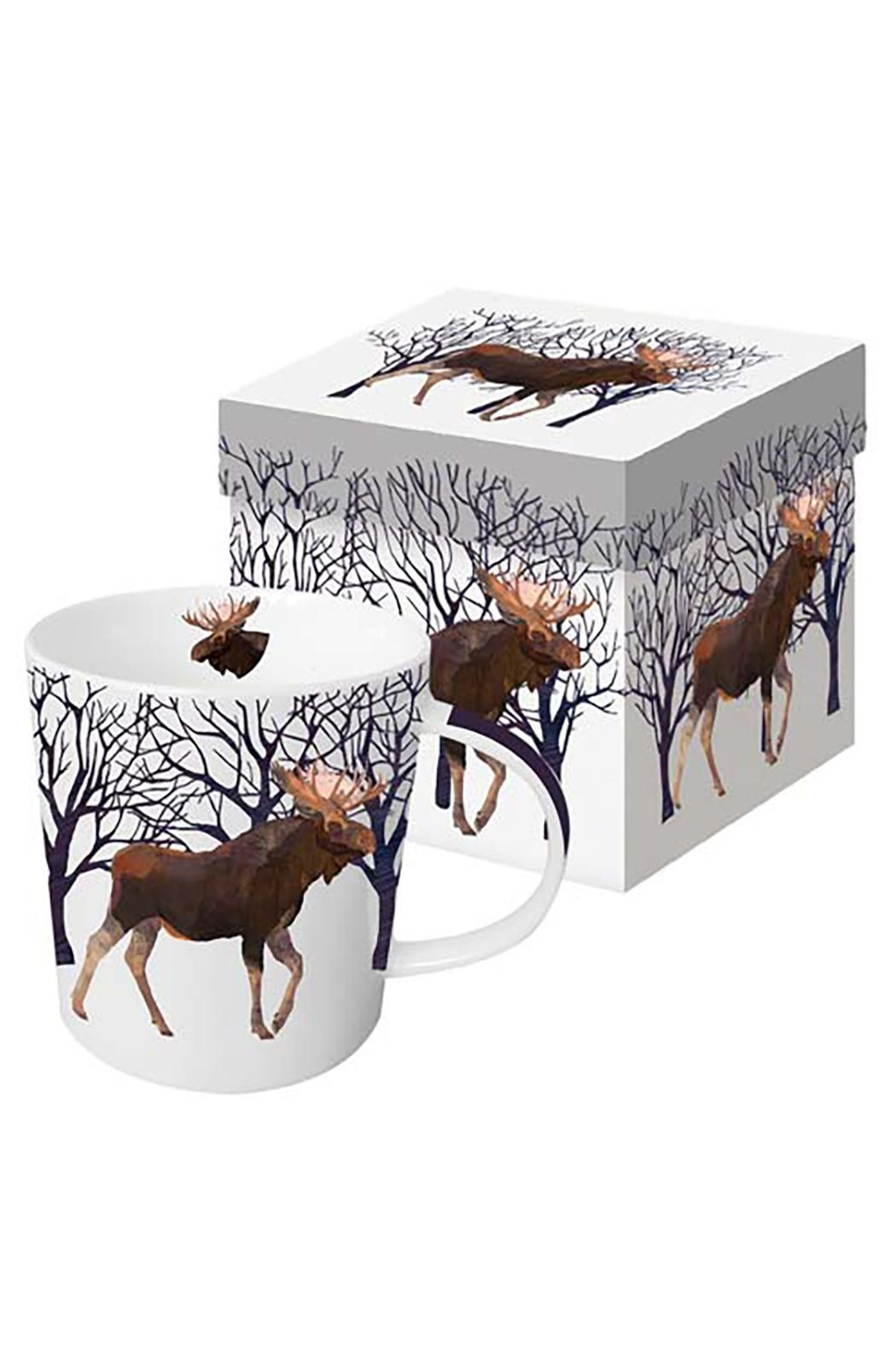 ppd Moose Boxed Mug - Main Image