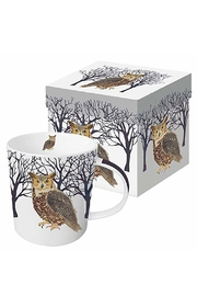 ppd Owl Boxed Mug - Product Mini Image