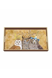 ppd Owl Family Tray - Product Mini Image