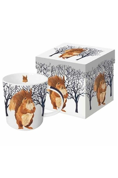 Shoptiques Product: Squirrel Boxed Mug