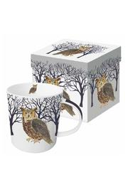ppd Winter Owl Mug - Front cropped