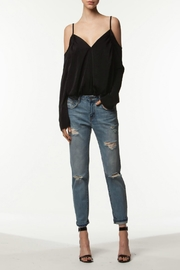 PPLA Classy Cross Top - Front cropped