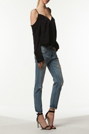 PPLA Classy Cross Top - Front full body