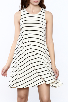 Shoptiques Product: Stripe A-Line Dress