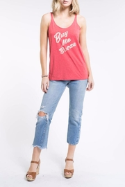 PPLA Graphic Tank Top - Front cropped