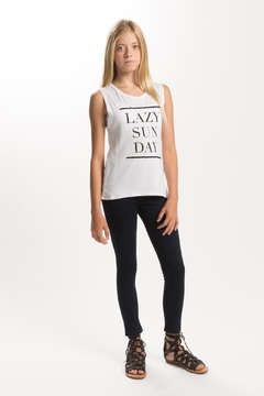PPLA Lazy Sunday Tank - Product List Image