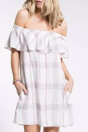 PPLA Off Shoulder Dress - Product Mini Image