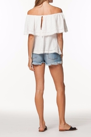 PPLA Off Shoulder Top - Front full body