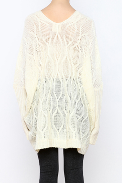 PPLA Oversized Cable-Knit Sweater - Alternate List Image
