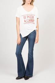 PPLA Pizza Tee - Product Mini Image
