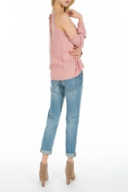 PPLA Pretty In Pink Top - Side cropped