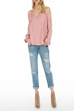 Shoptiques Product: Pretty In Pink Top