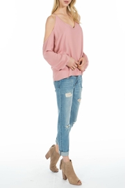 PPLA Pretty In Pink Top - Front full body