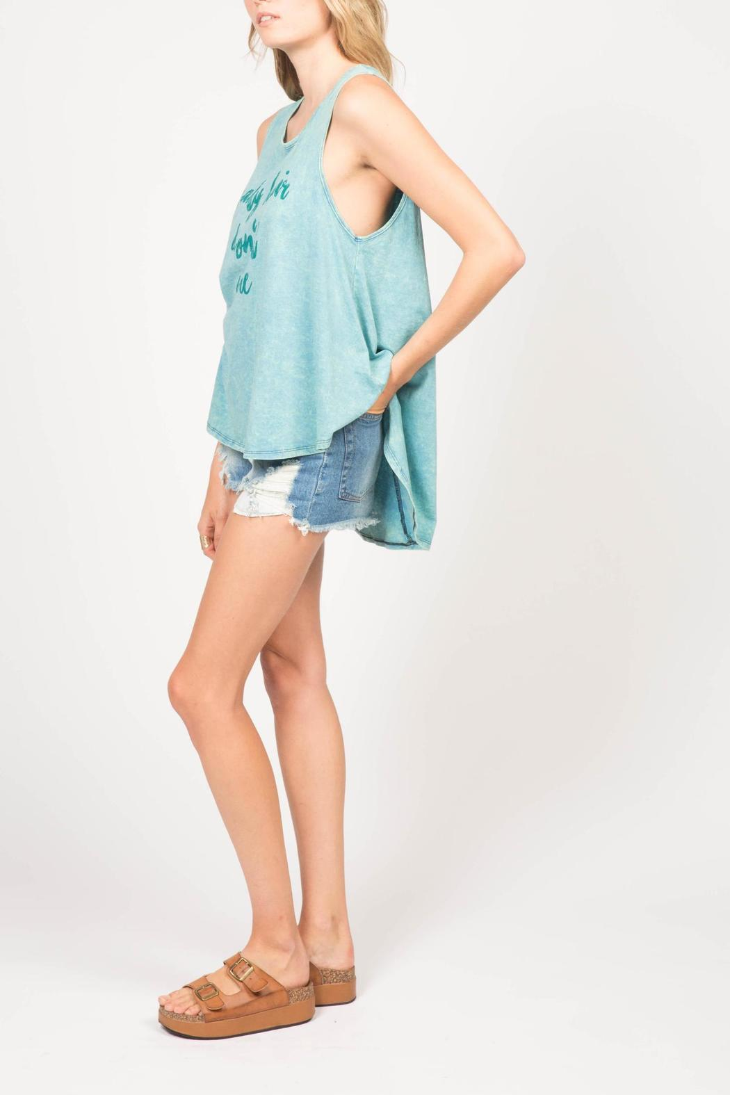 PPLA Salty Hair Tank - Front Full Image
