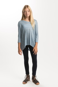 PPLA Shanny Sleeved Top - Product List Image