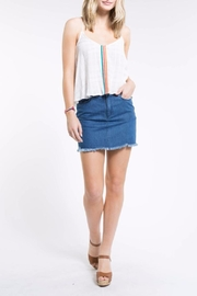 PPLA Spaghetti Strap Top - Front cropped