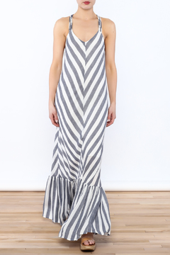 Shoptiques Product: Striped Maxi Dress