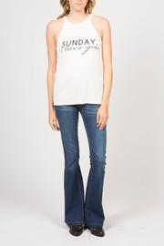 PPLA Sunday Love Tank - Front cropped