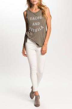 Shoptiques Product: Army Green Tank Top