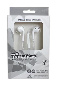 Shoptiques Product: Tangle Free Earbuds