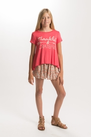 PPLA Thankful Graphic Tee - Product Mini Image