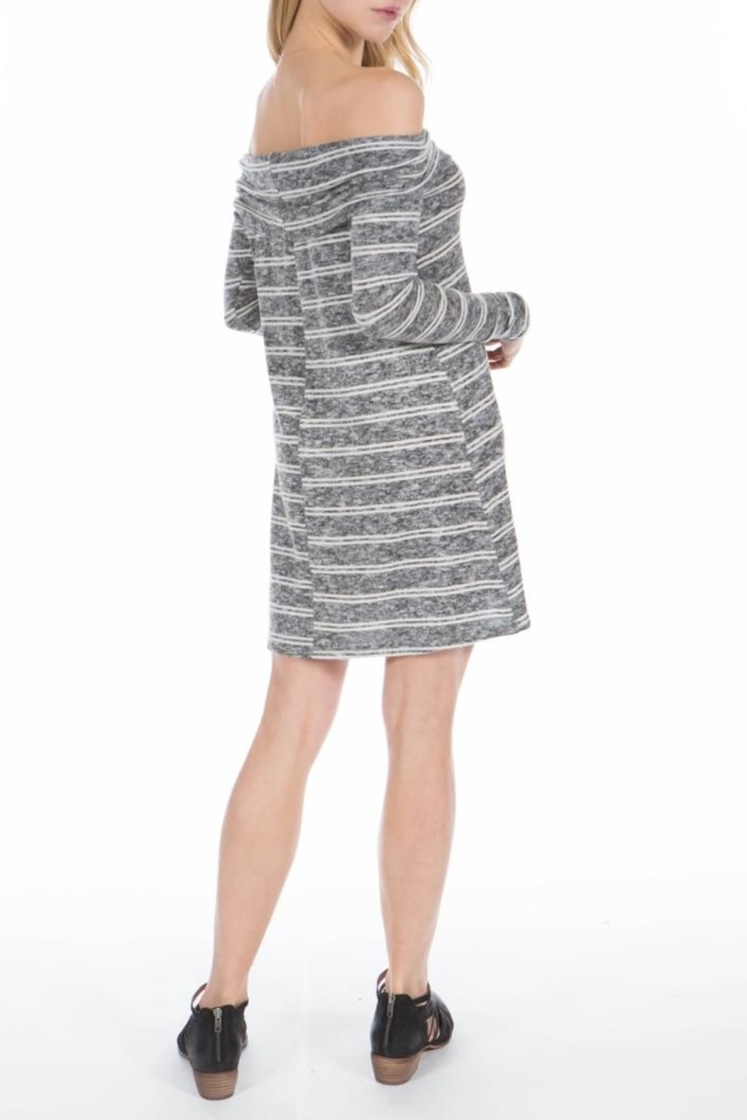 PPLA Clothing Cassidy Dress - Front Full Image